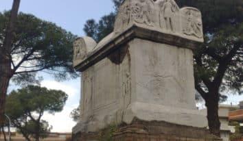 idraulico  Tomba di Nerone