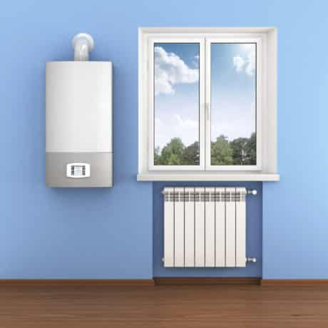 La manutenzione della caldaia a gas