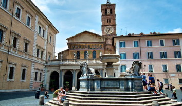 idraulico  Trastevere